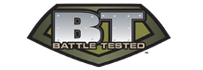 BT (Battle Tested) logo