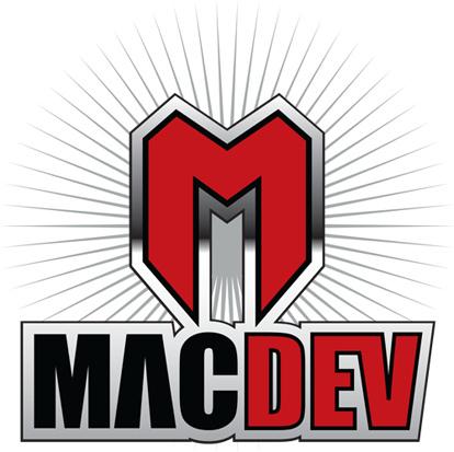 MacDev logo