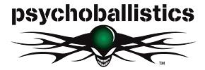 Psychoballistics logo